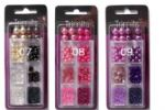 Beads: Creative Bead Kit: Full Colour Range 3 Packs